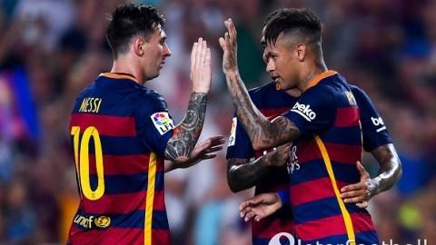 """네이마르, """"바르셀로나의 역사를 쓰고 싶다"""""""