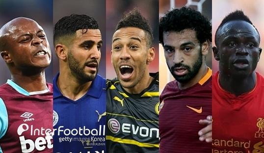 '아프리카 최강 가린다' 네이션스컵 최고의 스타 5인(ESPN)_이미지