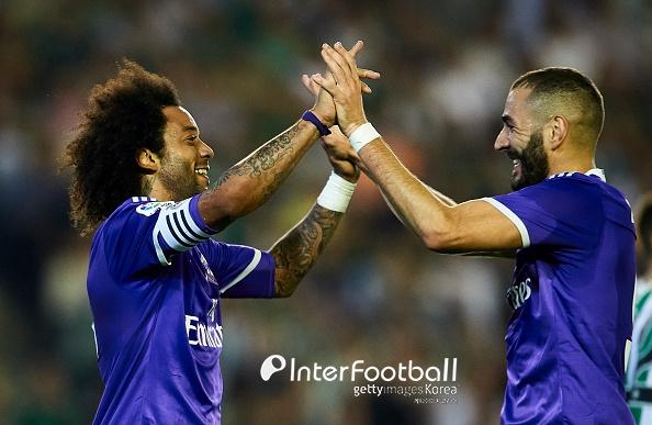 레알, 마르셀루-카르바할-벤제마와 재계약