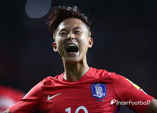 '이승우 1G 1AS' 한국, 기니에 3-0 완승...'A조 공동 1위'