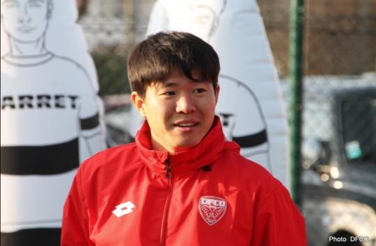'권창훈 벤치' 디종, 툴루즈와 0-0 무...'잔류 성공'