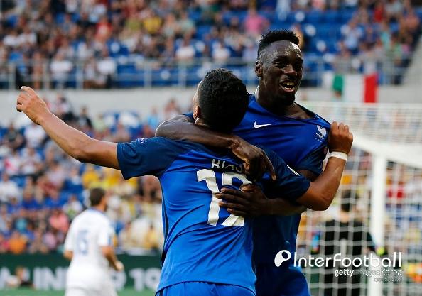 '오귀스탱 결승골' 프랑스, 온두라스에 3-0 완승...E조 선두