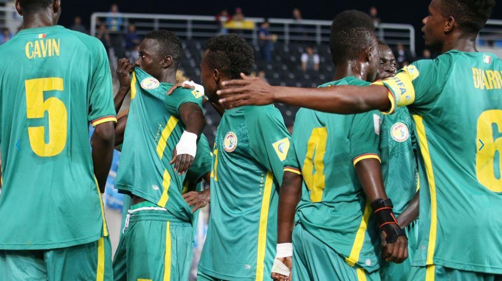 세네갈, 사우디에 2-0 완승...F조 1위