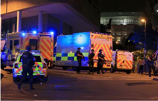맨체스터 아레나, 공연 도중 폭발...다수의 사망자 발생