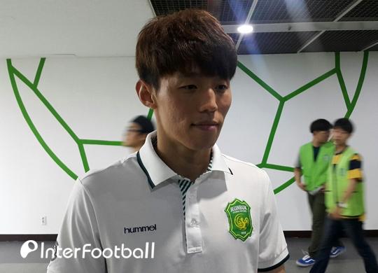 """떠나는 김보경, """"전북, 내 축구 인생의 반환점"""""""