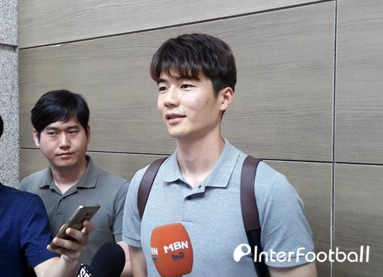 """'재활 집중' 기성용, """"새 대표팀에 힘 되고 싶다"""""""