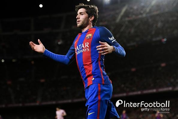 첼시, '바르사 풀백' 로베르토에 관심...제안은 아직(ESPN)