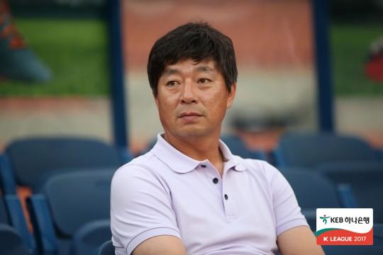 """김병수 감독, """"꼭 이기고 싶었던 경기...마지막이 아쉬워"""""""