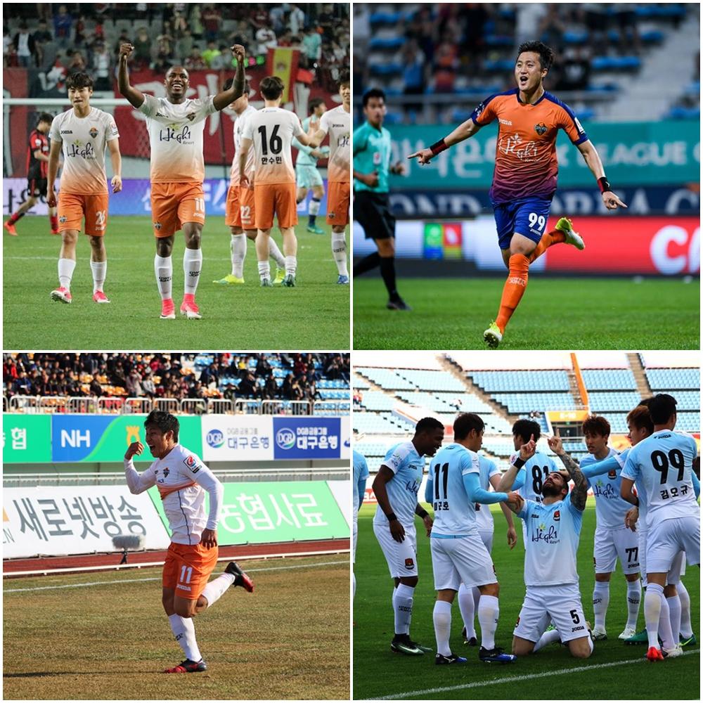 '각본 없는 드라마' 강원FC, 전반기 최고의 경기 5