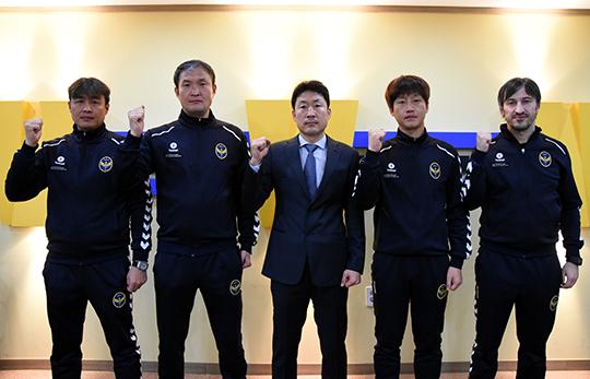 인천, 2018시즌 프로팀 코칭스태프 인선 마무리