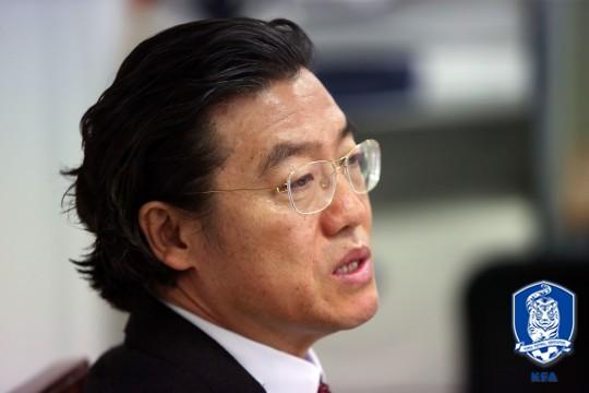 김판곤의 뼈있는 일침, 한국축구 '구조의 문제'