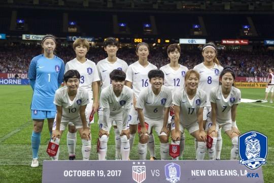 여자 대표팀, 알가르베컵 참가 명단 발표...지소연-이민아-심서연 포함