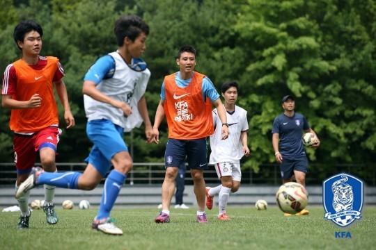 짧은 시간을 효율적으로 훈련해야 좋은 선수로 성장한다