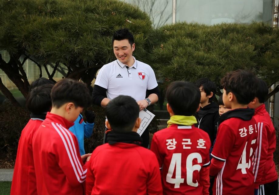 부산, 어린이 축구교실 '아이키즈' 총괄 감독 영입해 새단장
