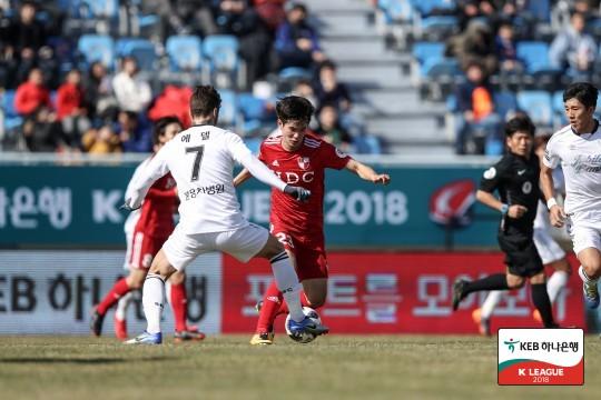 K리그1로 가자! KEB하나은행 K리그2 2018 개막