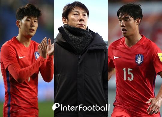 월드컵 앞둔 신태용의 고민, '손흥민 컨디션-수비 라인'