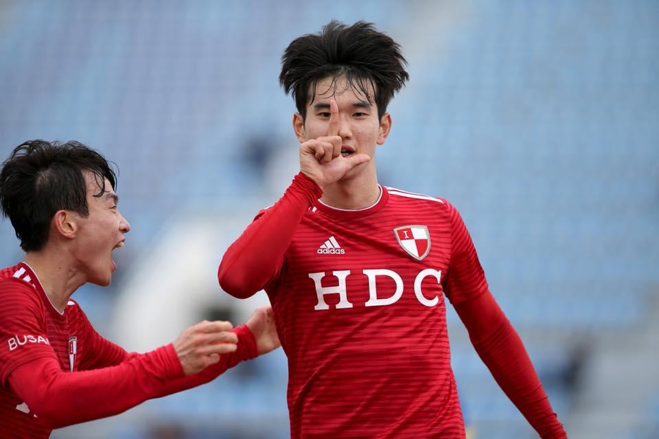 부산아이파크, 광주 상대로 리그 6경기 무패행진 이어간다