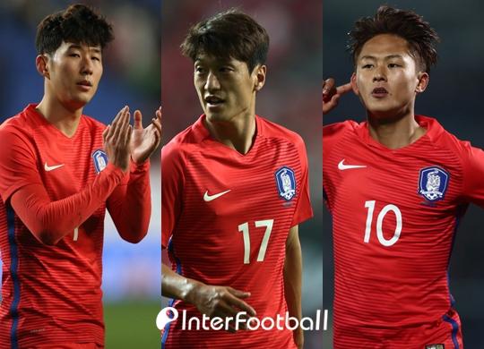 '부상 속출' 신태용호, 월드컵 28인 명단 확정...손흥민-이청용-이승우 발탁