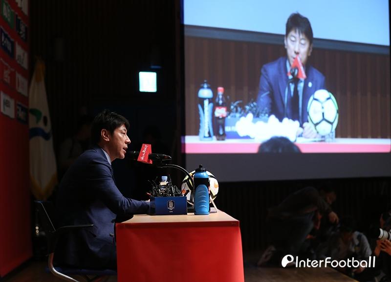 신태용 감독, '월드컵 예비 명단 발표'
