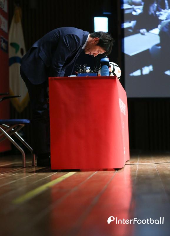 신태용 감독, '많은 응원 부탁드립니다'