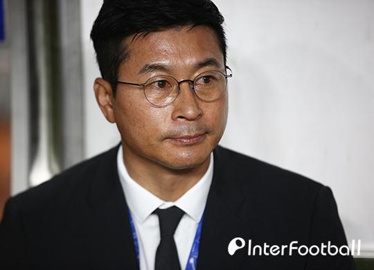 """김도훈 감독, """"반성하고 K리그에 집중하겠다"""""""