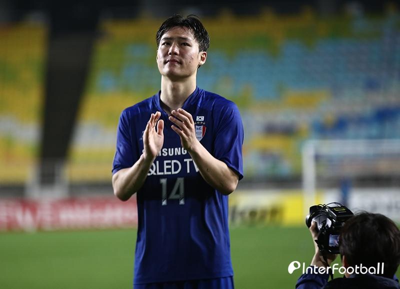 """눈물 흘린 김건희, """"수원이란 팀을 보여주고 싶었다""""_이미지"""