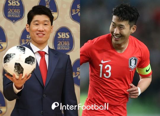 """박지성, FIFA 통해 손흥민 극찬...""""韓축구 역사에 남을 선수"""""""