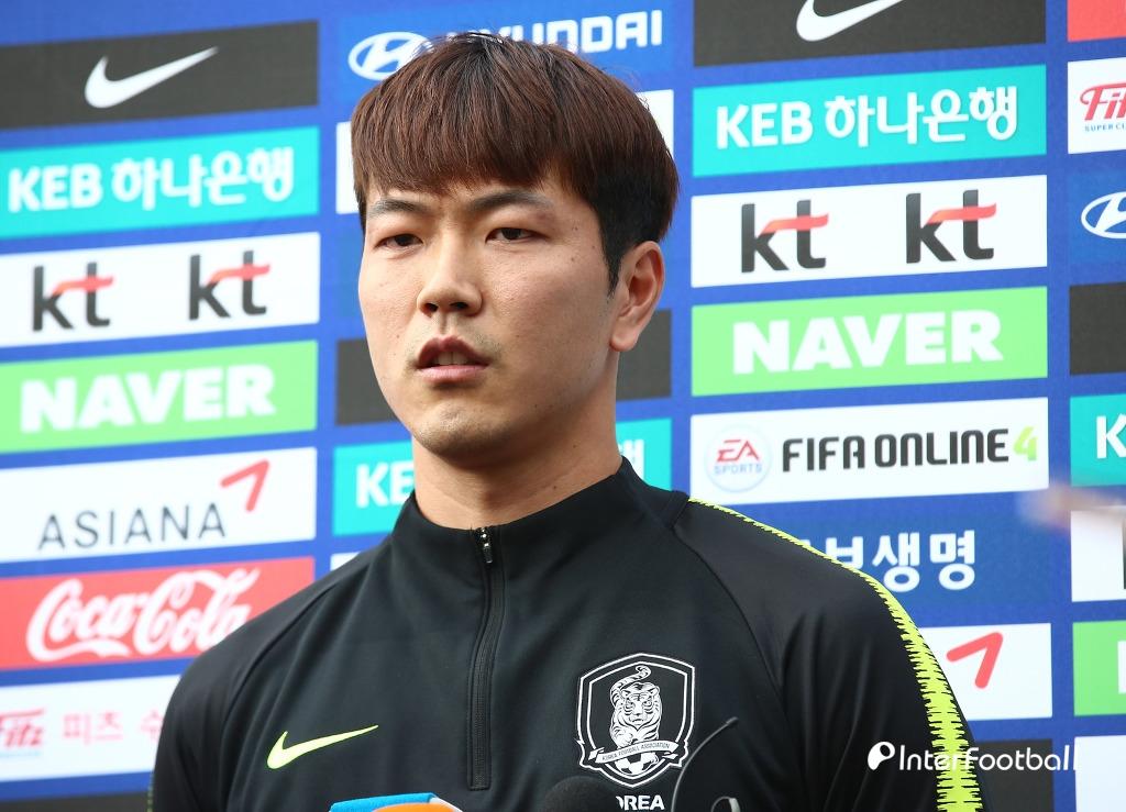"""'브라질의 아픔' 김영권 """"월드컵 무대, 중요한 것은 정신력""""(일문일답)"""
